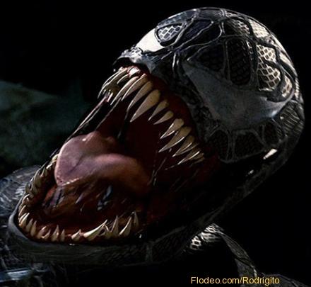 imagenes venom spiderman 3: