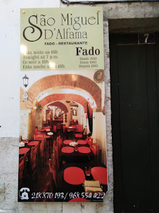 "Alfama district in Lisbon is synonymous with ""FADO""."