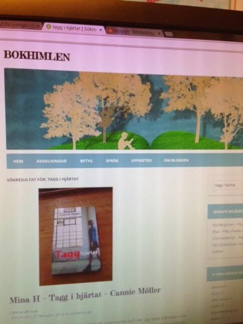 Bokhimlen - boktips från Celsiusskolan