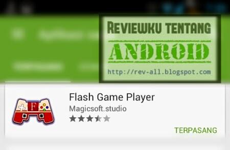 Ikon FLASH GAME PLAYER - Aplikasi untuk membuka aplikasi dan permainan flash di android (rev-all.blogspot.com)