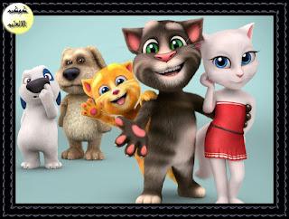 تحميل لعبة القط توم المتكلم 2016 كاملة ومجانا