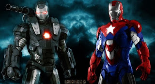 "Don Cheadle as notch. James ""Rhodey"" Rhodes / Iron Patriot"