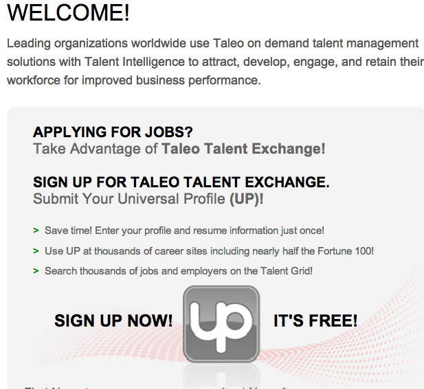 blog o sphere taleo recruitment solutions technology meets