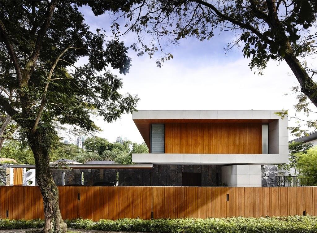 Memilih Warna Rumah Dengan Tepat