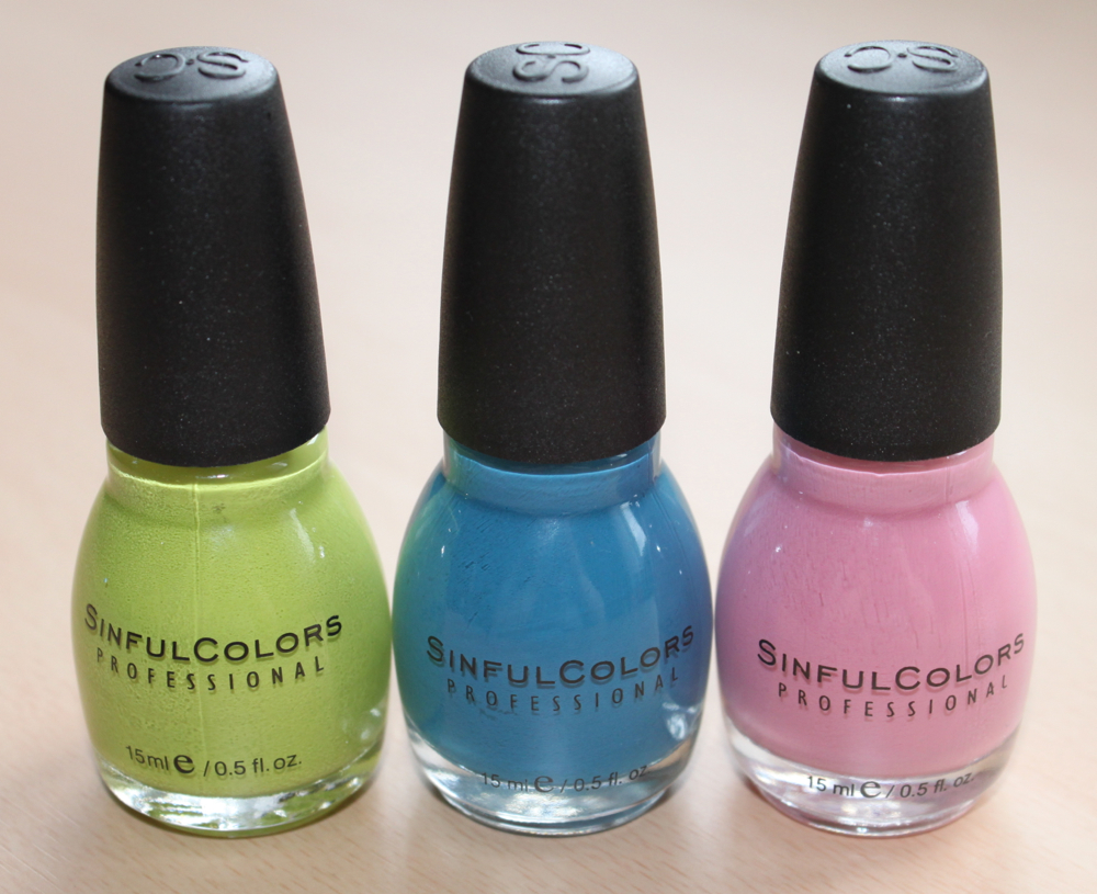 Word Of The Shay: DUPE ALERT: OPI Nicki Minaj Collection VS. Sinful ...