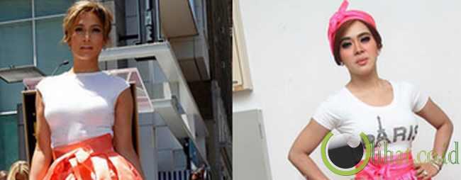 Syahrini - Jennifer Lopez
