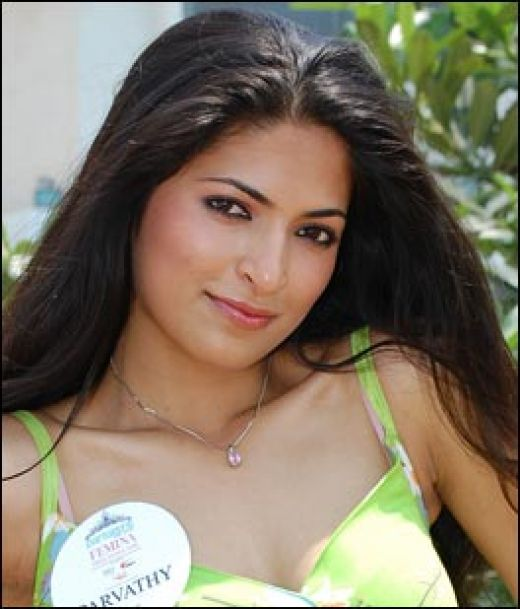Miss india 2008 en bikini