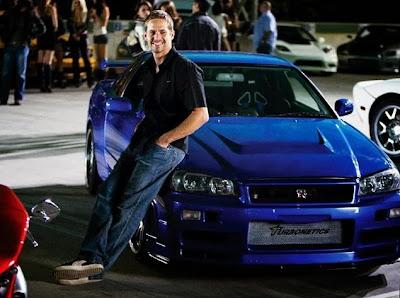 Paul Walker - Nam diễn viên chính phim The Fast and Furios tử nạn, thế giới lốp, lop xe, lốp xe ô tô, giá lốp, gia lop