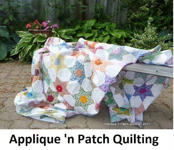 Applique 'n Patch Quilting