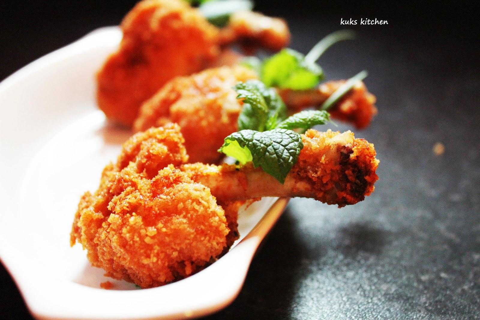 Chicken lollipops | Kukskitchen