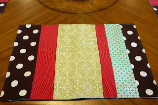 Sewing: Placemat Tutorial