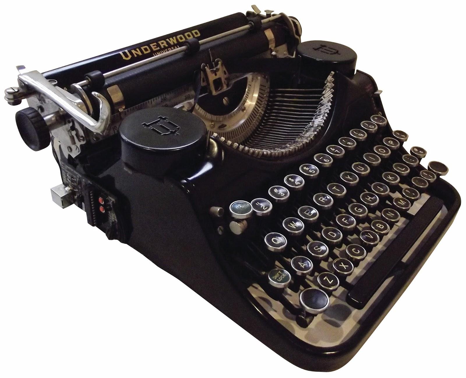 typewriting machine for sale