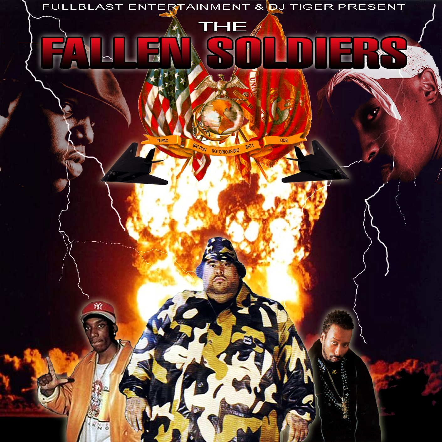 BIGGIE AND TUPAC - THE FALLEN SOLDIERS VOL 1
