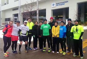 Utah Chapter, Team in Training