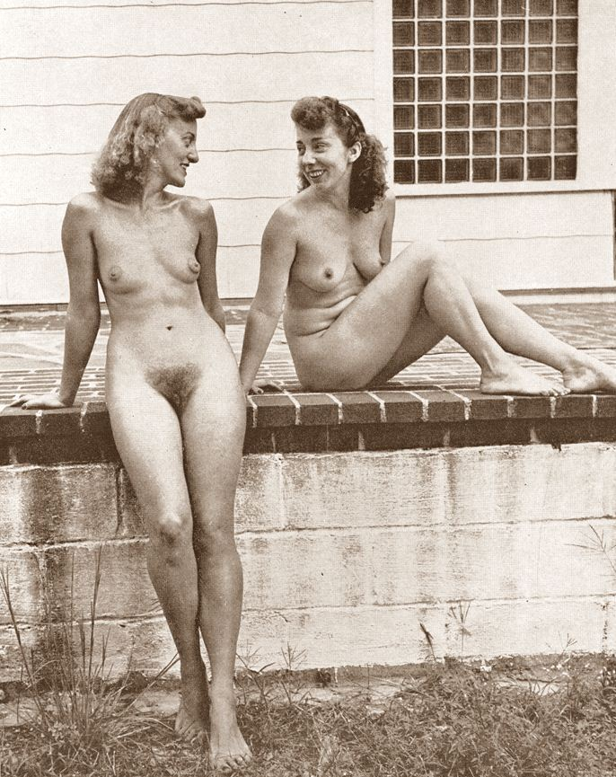vintage sex nudist