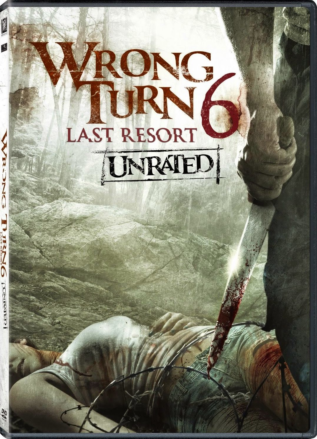 Wrong Turn 6: Last Resort  (2014) DVDRip tainies online oipeirates