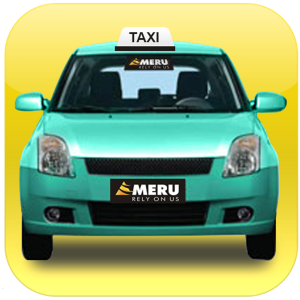 MERU CAB CUSTOMER CARE NUMBER