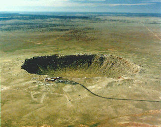 Barringer Crater Travel World