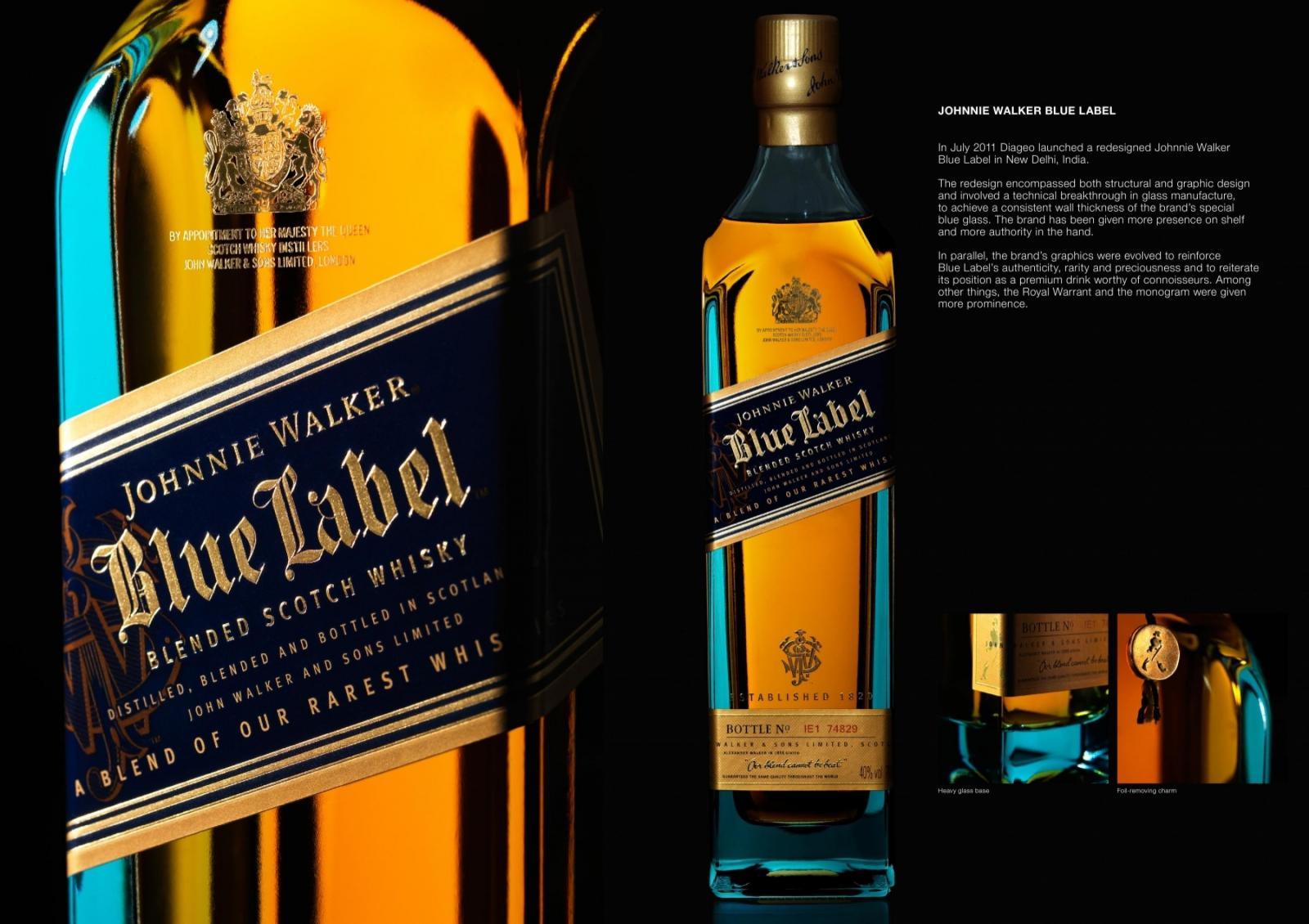 diary of whisky johnnie walker blue label. Black Bedroom Furniture Sets. Home Design Ideas