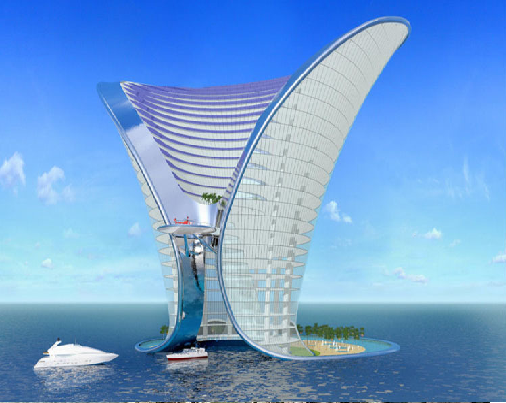 Enamorate de dubai arquitectura for Hotel concepts