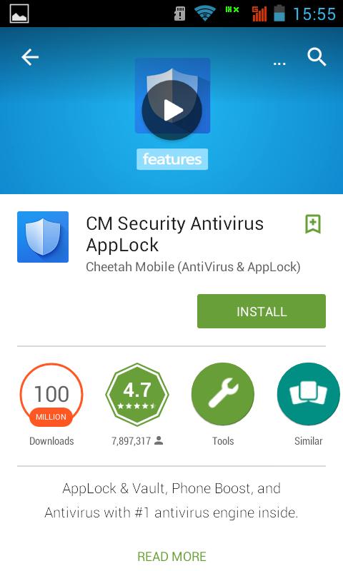 Aplikasi Android Terbaru 2015 - Antivirus Android