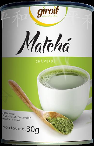 Matchá - Chá verde especial