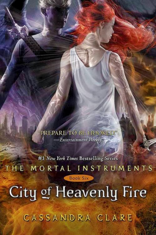 City of Heavenly Fire (The Mortal Instruments, book 6) by Cassandra Clare
