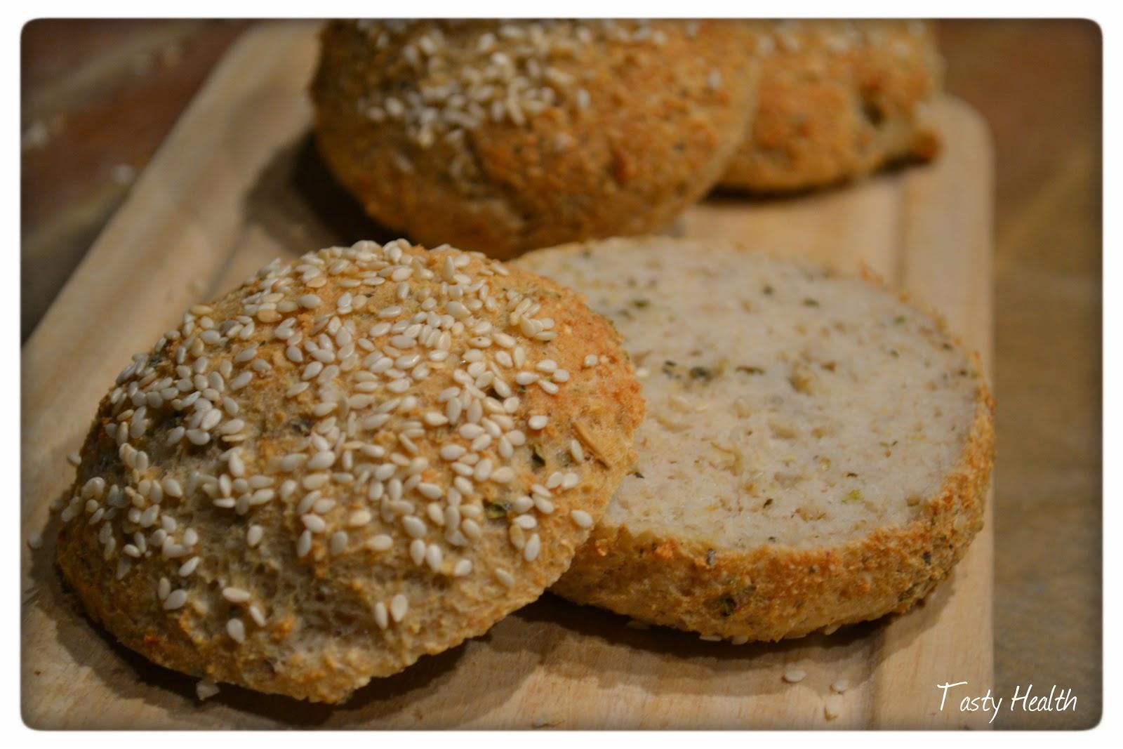 baka glutenfritt hamburgerbröd