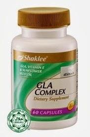 Haid | Period | Tidak Teratur | Senggugut | Menopaus | GLA Complex | Supplement | Vitamin | Kesihatan | Shaklee | Setiawangsa | Sg. Buloh