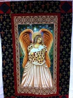 Angel Wallhanging