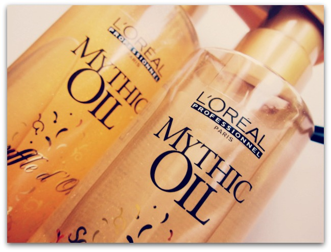 L'Oreal Mythic Oil Shampoo and Conditioner