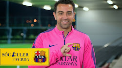 'Sóc culer' 115 anys del Barça
