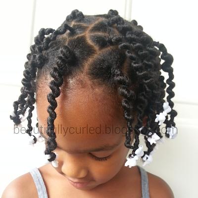 Beautifully Curled: African Hair Threading/Ghana Plaits