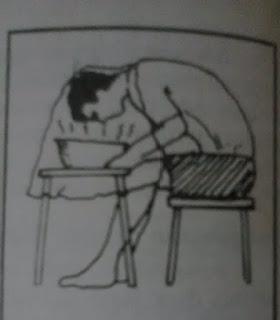 Cara pengobatan dengan uap untuk kepala