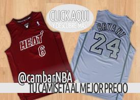 Samarretes NBA