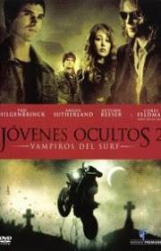 Jóvenes ocultos 2: Vampiros del surf (2008)