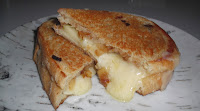 Grilled Cheese with Apple Onion Compote