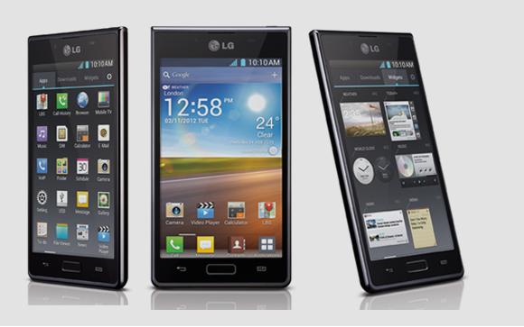 Harga dan Spesifikasi LG Optimus L7 - Ponsel Android Layar Lebar dan ...