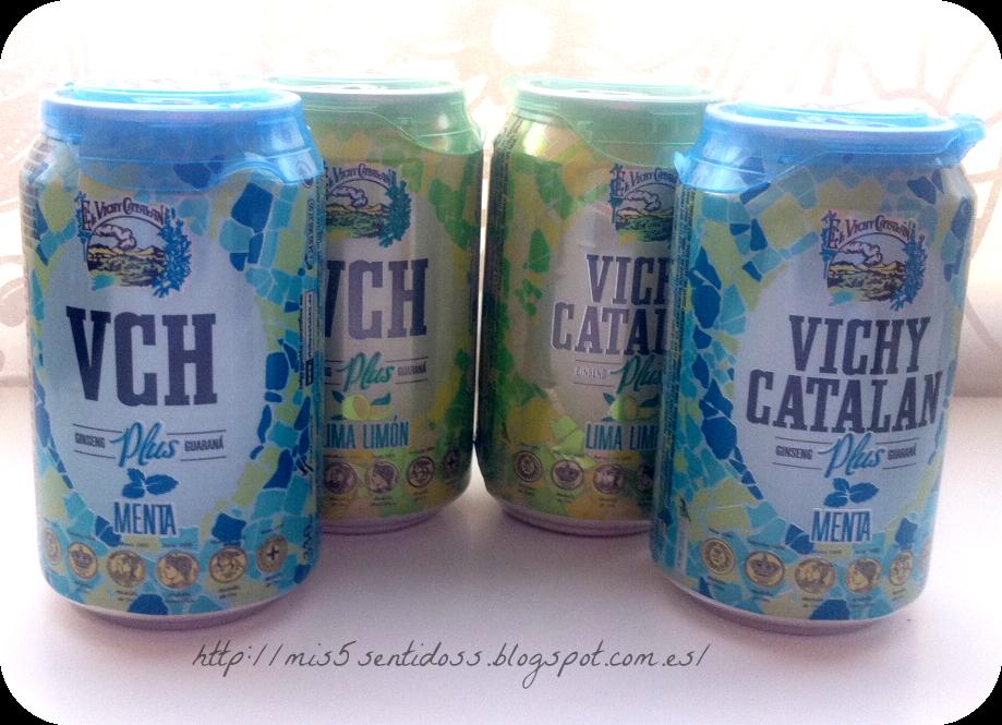 Vichy Catalán Lima-Limón y Menta
