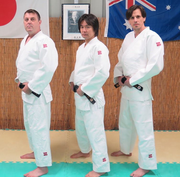 SJA HEAD COACHES (SENSEI'S) Don't be fooled by any Judo club instructor, theirs only one original s