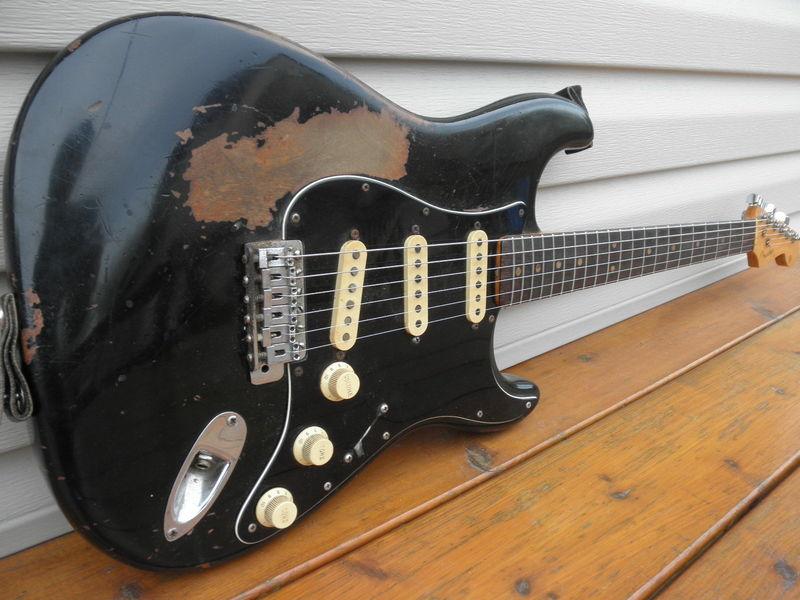 Niedlich Steve Fender Stratocaster Schaltplan Bilder - Elektrische ...
