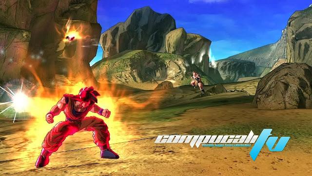 Dragon Ball Z Battle of Z Xbox 360 Español