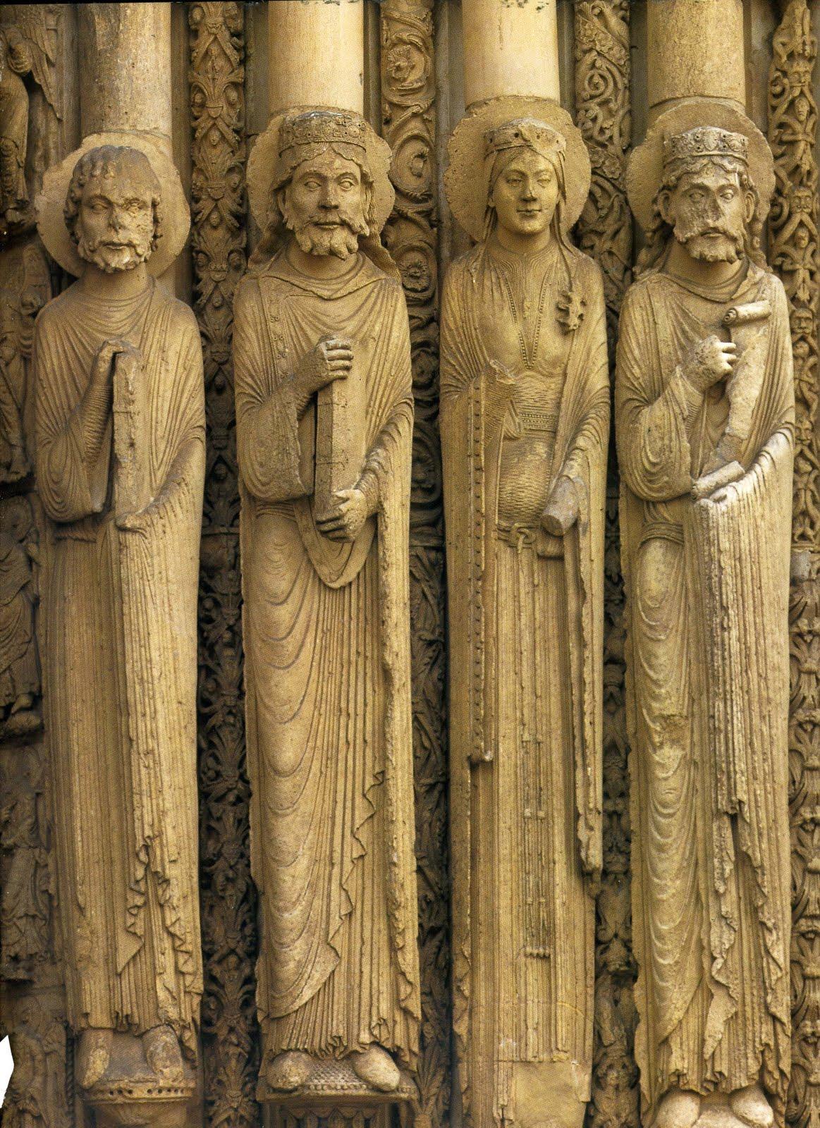 Gothic Period Sculpture