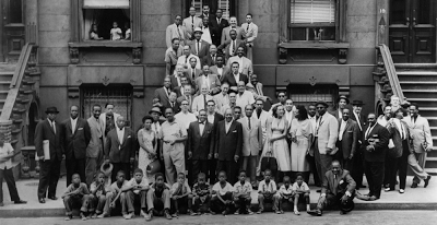A Great Day In Harlem 1958