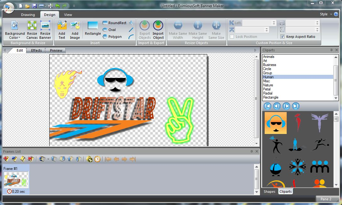 Software Download Free Full Eximioussoft Banner Maker 5