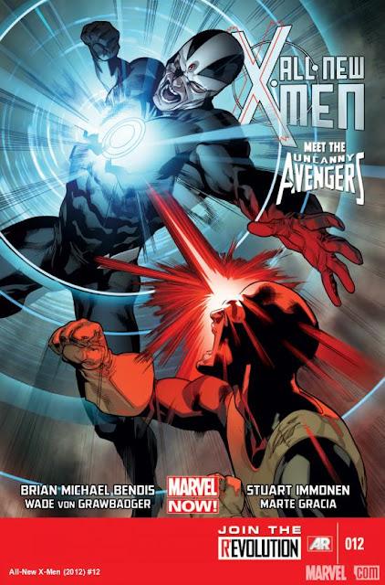 All New X-Men 12 (Marvel Now) Comics Gratis descarga Español