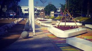 Wajah Baru Alun-Alun Ujungberung Kota Bandung