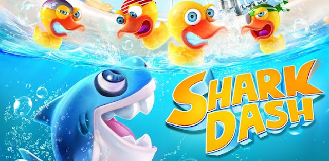 Shark Dash para Android e iPhone
