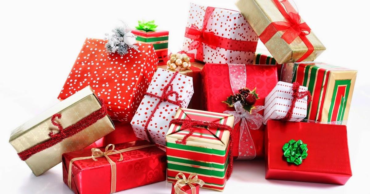 Новогодний подарок обзор