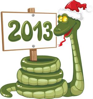 Новый год 2013 и новые планы